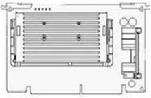 Intel Pentium II processorkort Prosessor -