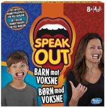 HGA Speak Out Kids vs- Parents DK-NO
