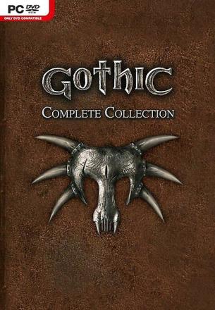 Gotisk-den komplette samlingen (PC DVD) (orkan)