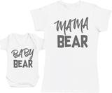 Baby Björn & Mama Bear Baby gåva ställa Womens T S