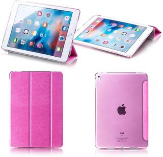 WIGENTO smart täcka rosa för Apple iPad Pro 9,7 tums väska cover ca...