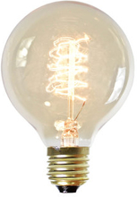 Lampa, Globe, E27 80mm, Ø80X119
