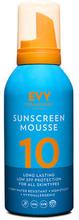 EVY Technology Sunscreen mousse SPF 10, 150 ml
