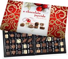 A Chocolate Joyride Carl Choklad