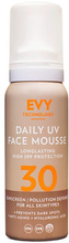 Daily UV Face Mousse SPF30, 75 ml