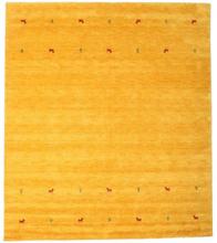 Gabbeh loom Two Lines - Gul matta 240x290 Orientalisk Matta