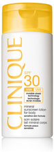SPF 30 Mineral Sunscreen Lotion for Body, 125 ML