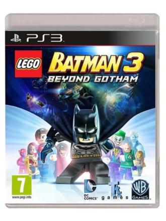 LEGO Batman 3: Beyond Gotham - Sony PlayStation 3 - Toiminta/Seikkailu