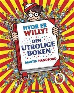 Hvor er Willy?; den utrolige boken