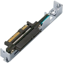 6Gb/s SAS to SATA adapter for dual-contr