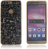Huawei honor 8 mjuk silikonskal - matematisk forme