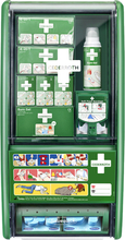 Cederroth 51011003 Första Hjälpen och Brännskadestation