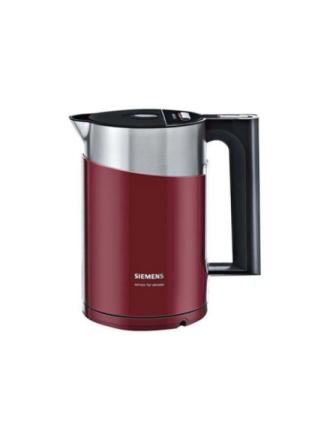 Vedenkeitin TW86104P - Trane kirsikka/punainen - 2400 W