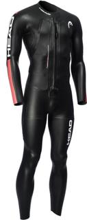 HEAD Swim Run Base Våtdrakt Sort, Svømming og løping med rå ytelse!