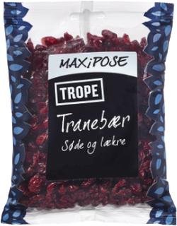 Trope Tranebær 250 g