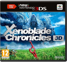Xenoblade Chronicles - 3DS - RPG