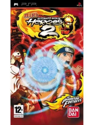 Naruto:Ultimate - Sony PlayStation Portable - Toiminta