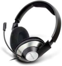 ChatMax HS-620 Headset Black - musta