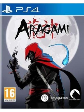 Aragami - PlayStation 4 - 01 - Strategia