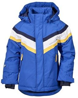 Didriksons Säfsen Jacket Blue 80 cm