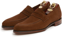 Loake Anson Brown Suede