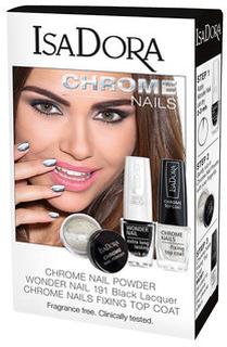 Holographic Chrome Nail Kit