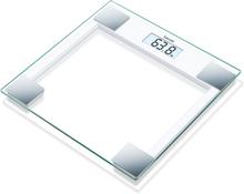 Beurer badevægt GS14 glas 755.40