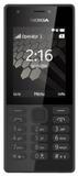 Nokia 216 - Mobiltelefon - microSDHC slot - GSM -