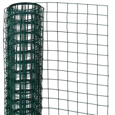 Nature trådnet firkantet 0,5x5 m grøn 6050261