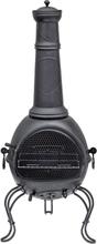 RedFire pejs med grill Cadiz klassisk stål XL 84023