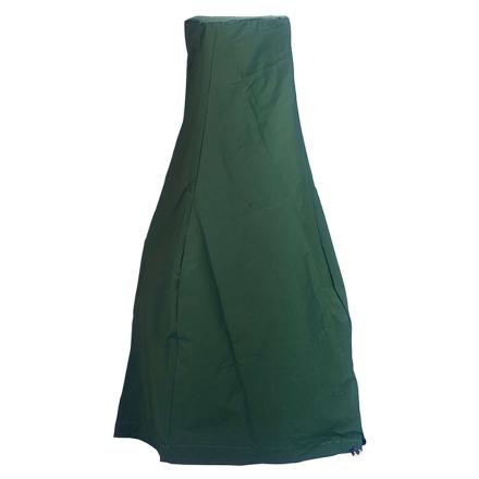 RedFire beskyttelsescover Chimeneas Jumbo til udepejse nylon grøn 82050