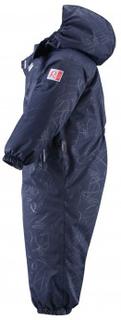 Reima r-tec overall aaren navy blue