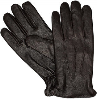 Typen Shaper hansker menns hansker skinn vinter hansker Brown 3357