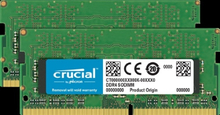 Crucial So-Dimm DDR4 PC19200/2400MHz CL17 2x16GB