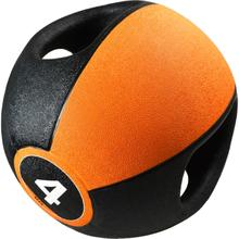 Pure2Improve Medicinboll med handtag 4 kg orange