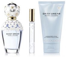 Marc Jacobs Daisy Dream EDT & Bodylotion & Miniature 100 ml + 150 ml + 4 ml