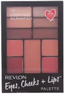 Revlon Revlon ögon, kinder & läppar Compact - romantiska Naket