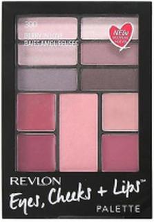 Revlon Revlon Berry i kärlek, ögon, kinder, Lip kompakt