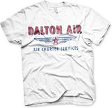 Daltons Air Charter Service T-Shirt White Medium
