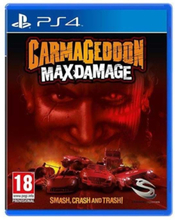 Carmageddon: Max Damage - Sony PlayStation 4 - 12 - Kilpa-ajo