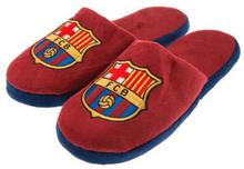 Barcelona tofflor big crest