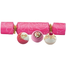 Berry Christmas Cracker Bath Blasters Set 1 set
