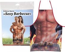 Sexy Barbecue - Förkläde Med Tryck