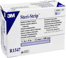 Steri-Strip 12x100mm R1547 300st (Kartong med 50x6)