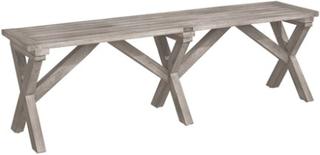Artwood Keywest Bänk 150cm Instant Grey