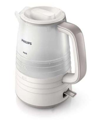 Vedenkeitin HD9334/20 - Valkoinen -