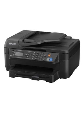 WorkForce WF-2750DWF Kirjoitin Monitoimilaite faksilla - väri - Muste