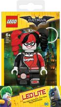LEGO Batman - Harley Quinn Mini-Flashlight with Keychains