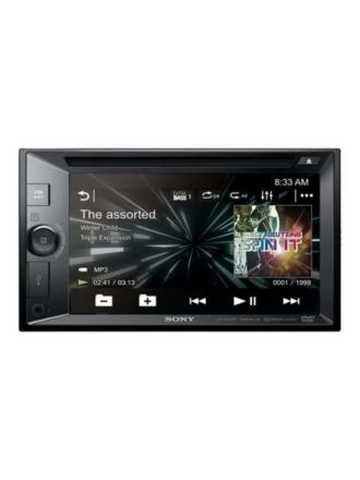 XAV W651BT - Radio-viritin LCD-näyttö