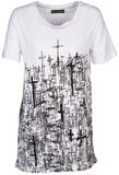 Religion T-shirts med korta ärmar B123CND13 Religi